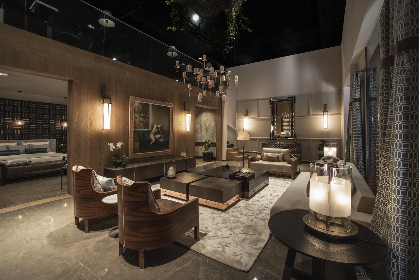 Italian Luxury Furniture Bellavista Collection