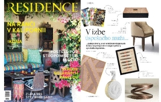BICE FEATURED IN GRAND RESIDENCE // SLOVAKIA