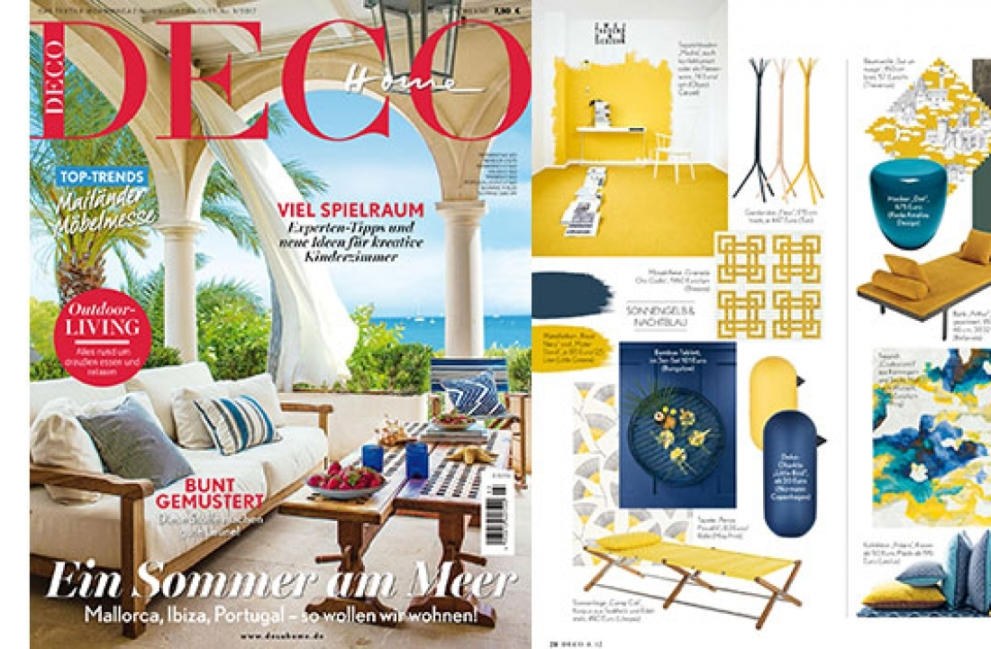 ARTHUR FEATURED IN DECO HOME // GERMANY