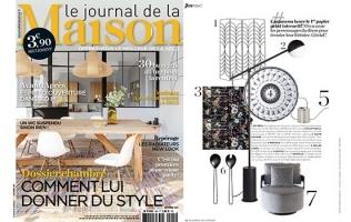 CHAGALL FEATURED IN LE JOURNAL DE LA MAISON // FRANCE