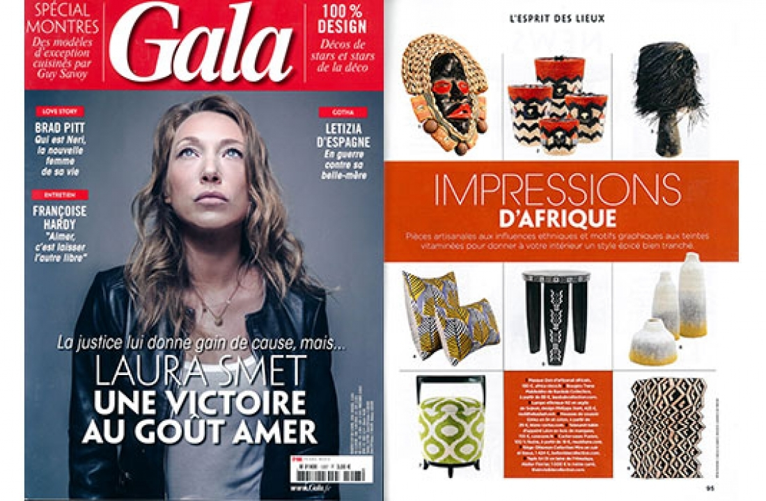 MIRO' FEATURED IN GALA // FRANCE