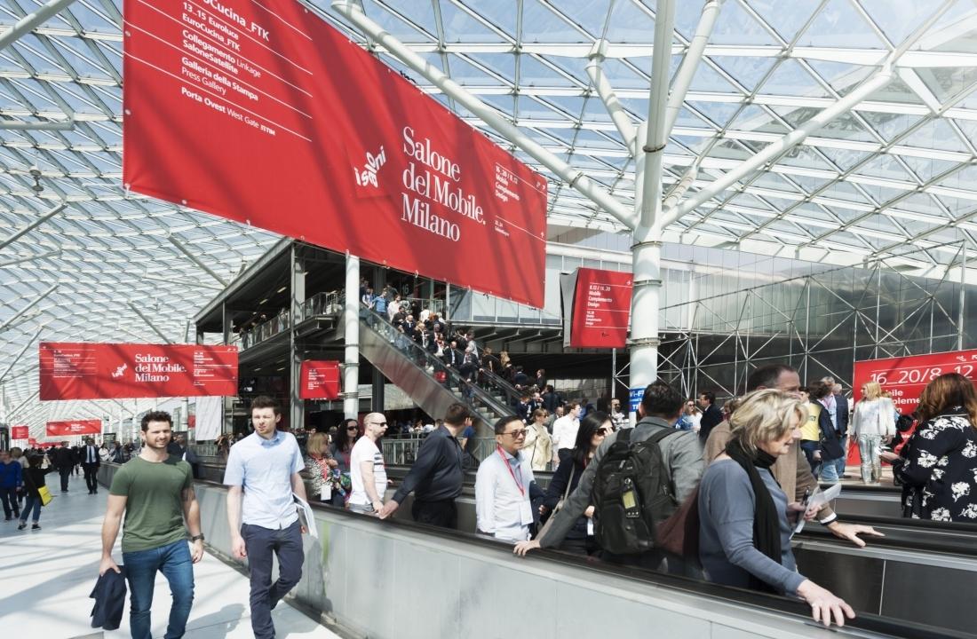 Bellavista Collection is Looking Forward to Salone Internazionale del Mobile 2019