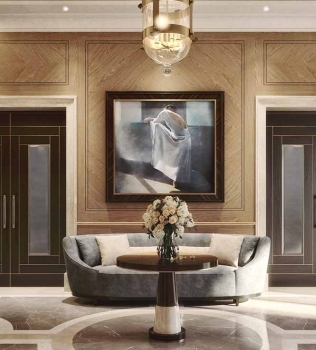 A Perfect Entry Room Makes All the Difference: Furnish Yours with Bellavista Collection