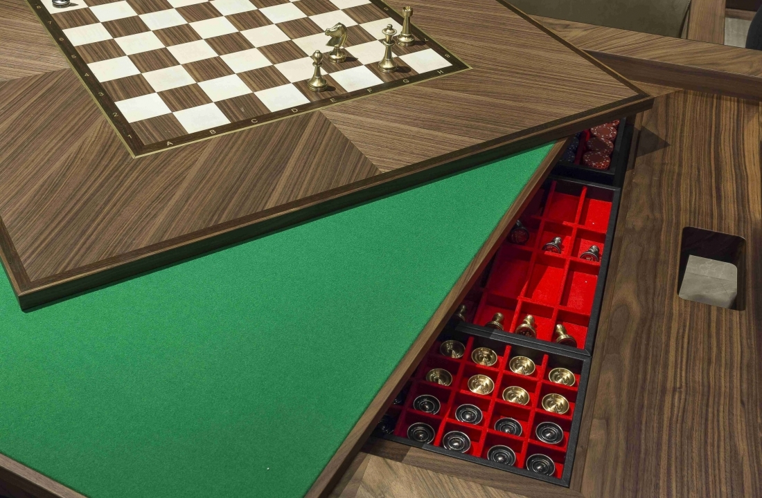 Turning a Living Room into mini-Las Vegas with Furniture from Bellavista