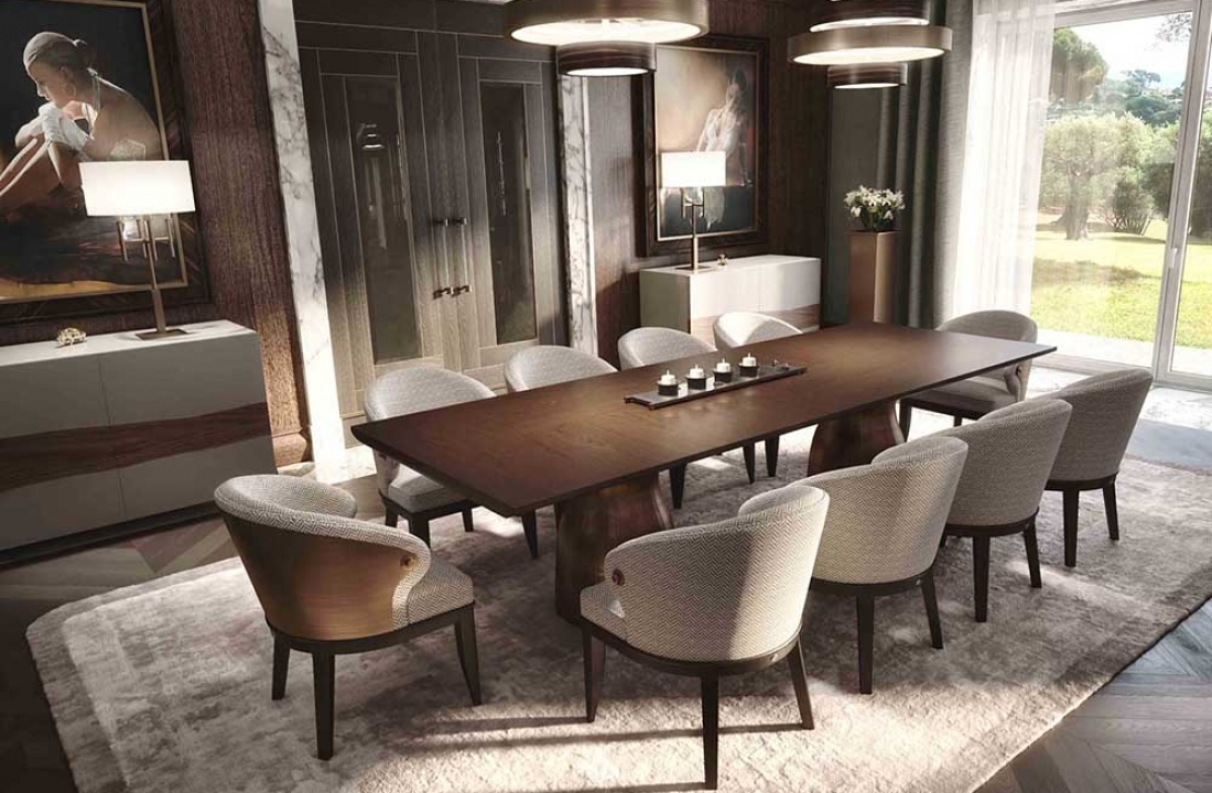 Combine& Create: Construct Your Perfect Dining Room with Bellavista Collection