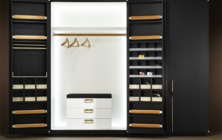 Wardrobes from Bellavista Collection for a Real Home