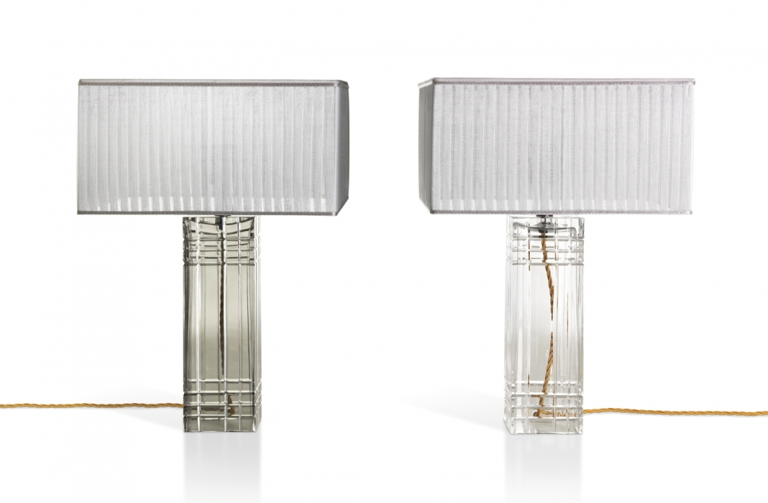 The Light of Domesticity: Table Lamps from Bellavista Collection