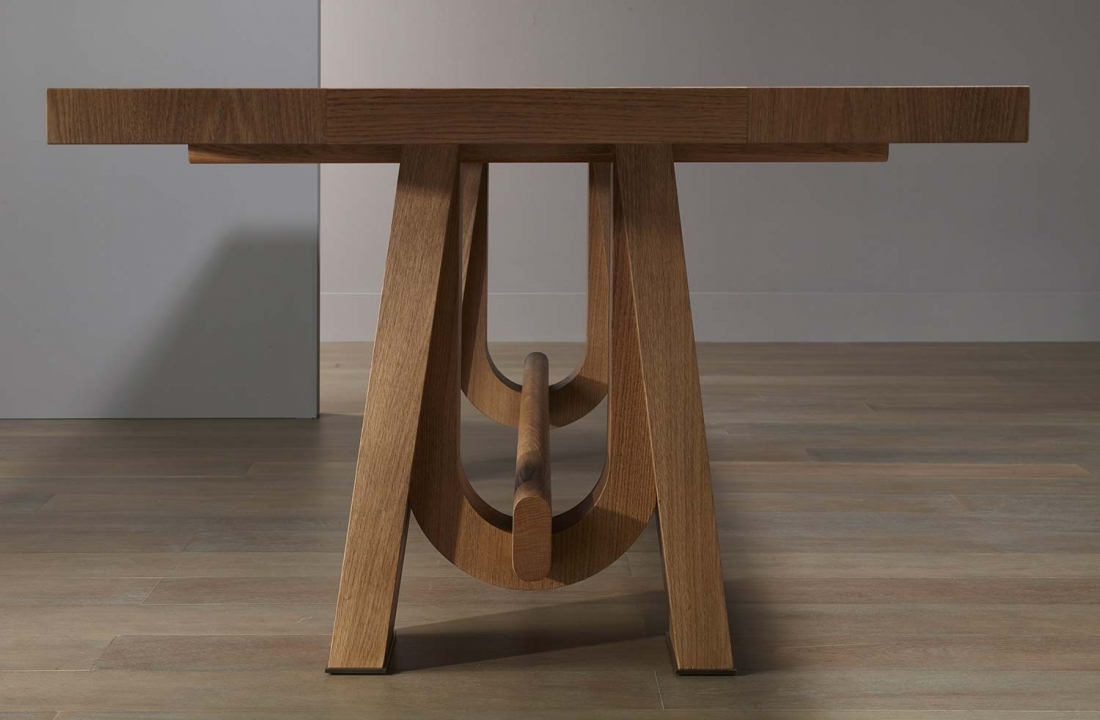 Inspired by Nature: DIAPASON Dining Table from 2020 Collection
