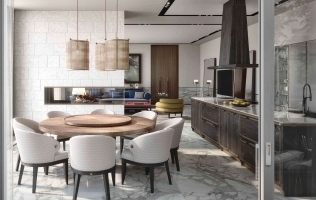 A Few Hints on Furnishing Family Rooms and Living Rooms from Bellavista Collection