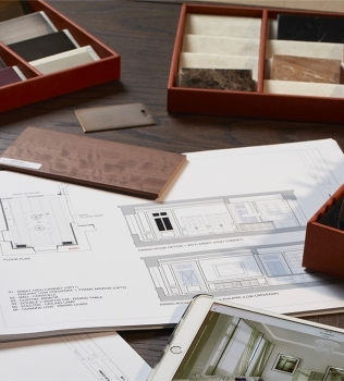 S is for Sample and I for imagination: Bellavista Collection Helps Interior Designers Visualize Projects