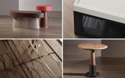 The Fantastic Four: Newly Designed Coffee Tables from Bellavista Collection