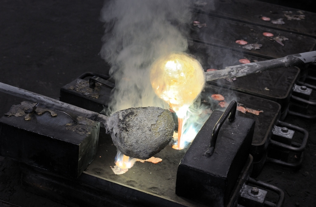 Sand Casting at Bellavista Collection: Ancient Technology for Modern Times