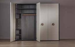 HAMILTON, ERMES, LOVELY, and TRUMP: Gorgeous Wardrobes from Bellavista Collection