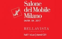 iSaloni 2017 // hall 1 xLux | stand C01