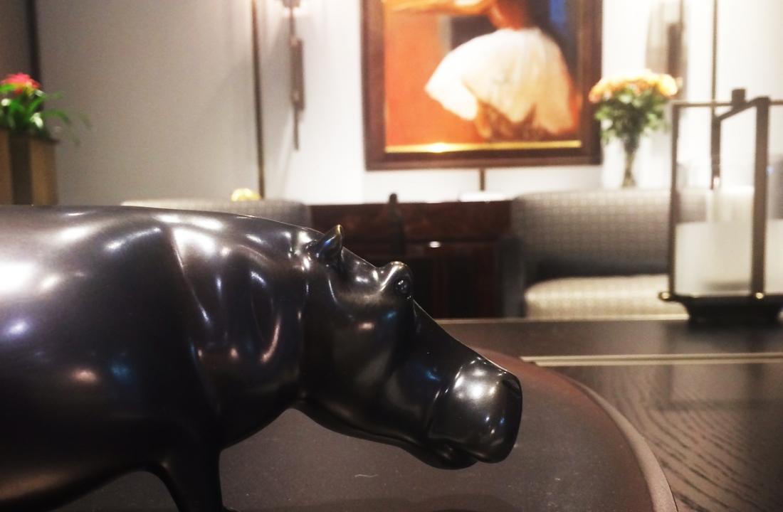 Italian luxury furniture at M&O Paris: We Boast of What We Trade