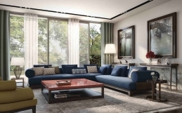 One More Brilliant Ensemble from Bellavista Collection for your Living Room