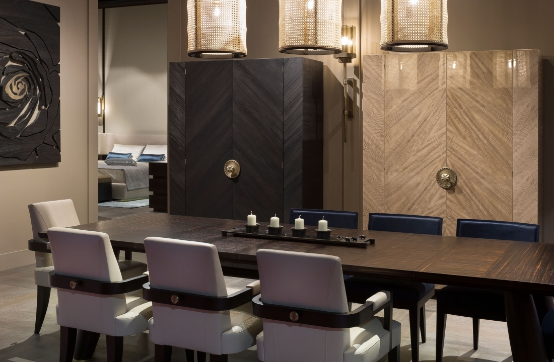 Dining Rooms and Kitchens Become Cozier with Wooden Furniture from Bellavista Collection