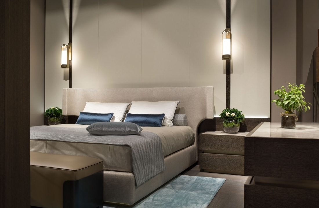 The Most Relaxing Room in a Home: Bedroom Furniture from Bellavista Collection