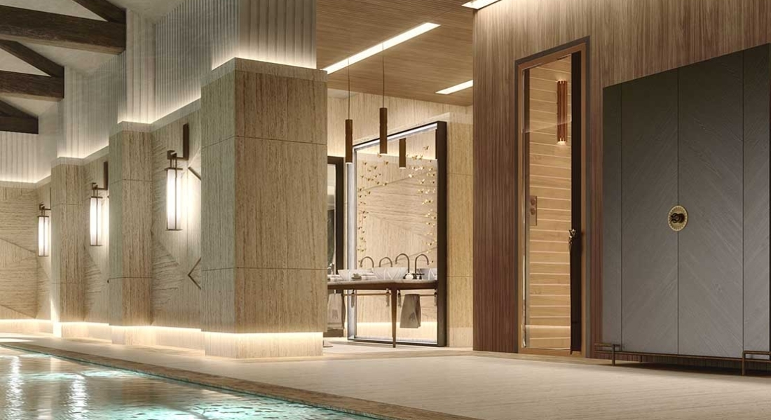 Create a Luxurious Bathroom in Bellavista Style